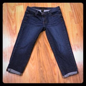 Calvin Klein Cropped Jeans